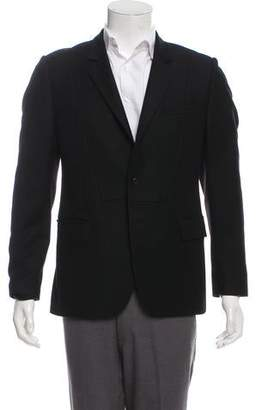 Givenchy Wool Two-Button Blazer