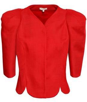 DELPOZO Woven Jacket