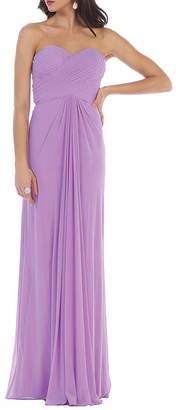 Asstd National Brand Simple Yet Beautiful Sweetheart Bridesmaids Evening Dress