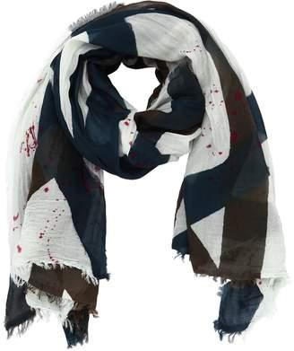 Faliero Sarti Printed Cotton Scarf