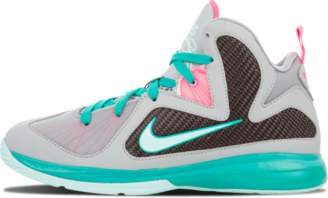 Nike Lebron 9 (PS) 'South Beach' - Wolf Grey/Mint Candy