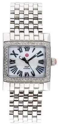 Michele MW2 Diamond Watch