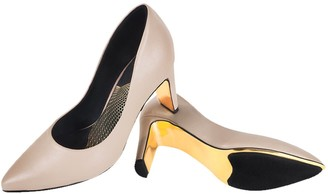 "Hexa Superwoman 3"" Vegan Pump - Sahara Color"