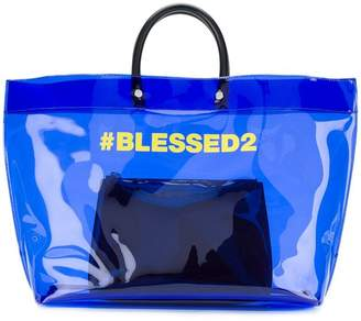 DSQUARED2 tBlessed2 shopper tote
