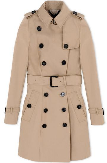 Burberry Full-length jacket