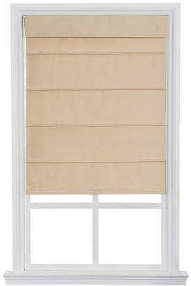 JCPenney JCP HOME Home Cordless Fauxsilk Roller Roman Shades