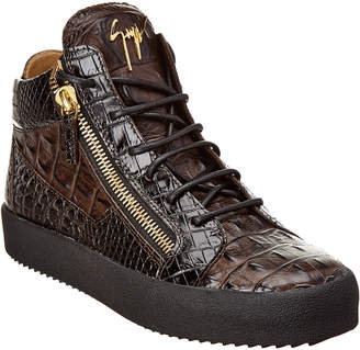 Giuseppe Zanotti Kriss Leather Sneaker