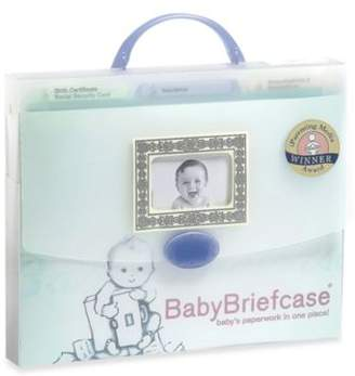 BabyBriefcase® Baby Paperwork Organizer $29.99 thestylecure.com