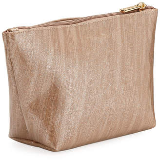 Lolo Bags Avery Makeup Collage Vinyl Cosmetic Bag, Rose Gold