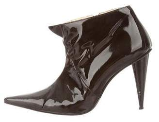 Pierre Hardy Pointed-Toe Booties