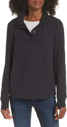 The North Face Mountain Snap Neck Sweatshirt