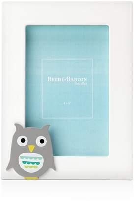 Reed & Barton Hazelnut Hollow Owl Frame, 4 x 6