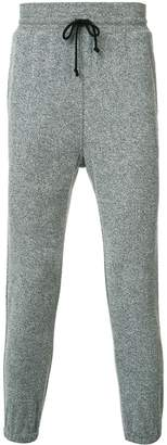 John Elliott elasticated cuffs drawstring sweatpants