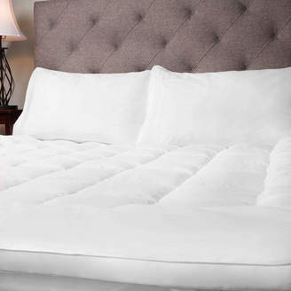 SWEET HOME COLLECTION Hypoallergenic Polyester Down Alternative Fiber Bed Mattress Topper All Sizes