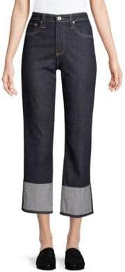 AG Rhett Vintage Cuffed Jeans