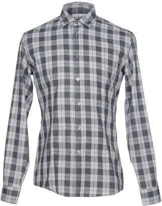 Grey Daniele Alessandrini Shirts - Item 38736966MQ