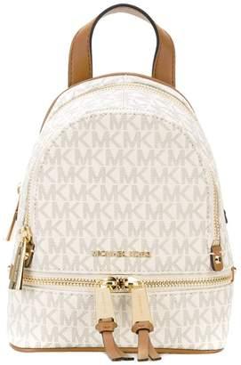 MICHAEL Michael Kors mini zip backpack