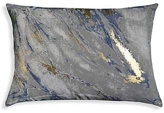 Callisto Home Tie Dye Linen Pillow