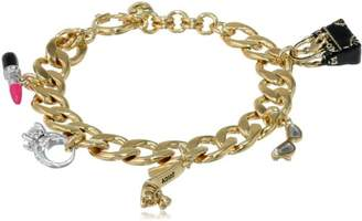 Juicy Couture Glamour Girl Charm Bracelet