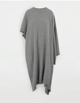 Maison Margiela Asymmetric Wool Dress
