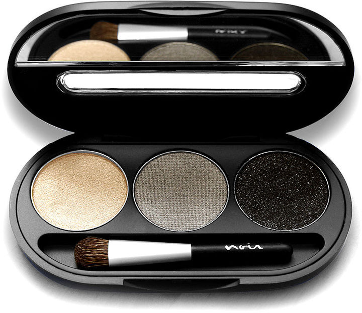 Noir Cosmetics Eye shadow palette, Jewel Box 1 ea