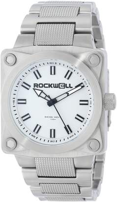 Rockwell Men's SF101 Men 747 Stainless Steel Silver and Watch