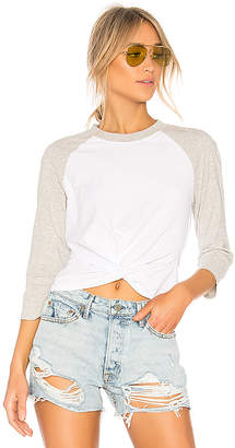 Alexander Wang High Twist Front Top