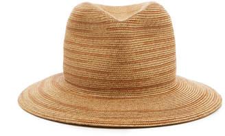 Albertus Swanepoel Exclusive Woven Straw Fedora