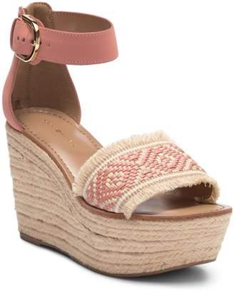 29be2bf8f5a3 Tommy Hilfiger Platform Wedge Women s Sandals - ShopStyle