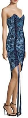 Lorron Floral Bodycon Dress
