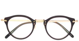Oliver Peoples OP-505 round frame glasses