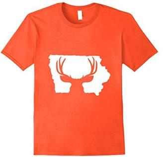 Hunter Iowa Deer Deer Hunting T-Shirt