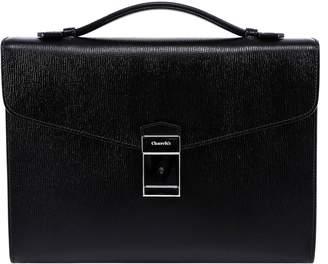 Church's Flap Closure Briefcase