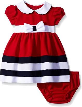 Bonnie Baby Baby-Girls Nautical Dress