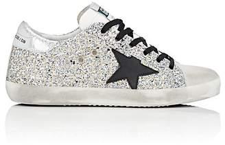 Golden Goose Women's Superstar Glitter Sneakers