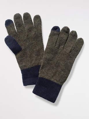 White Stuff Henry Colourblock Tech Gloves