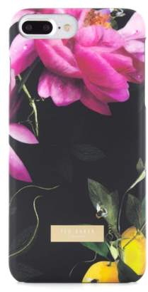 Ted Baker Citrus Bloom iPhone 6/6s/7/8 & 6/6s/7/8 Plus Case
