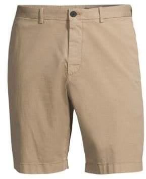 Theory Men's Zaine Patton Shorts - Eclipse - Size 28