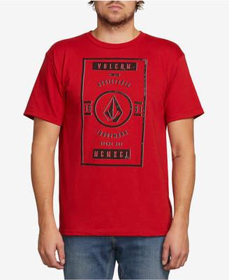 Volcom Men's Swindle Graphic-Print T-Shirt