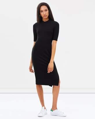 Maggie Midi Jersey Dress