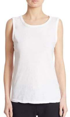 n:Philanthropy Edith Cotton Muscle Tank Top