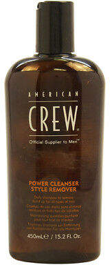 American Crew Unisex Haircare Power Cleanser Style Remover Shampoo 448.40 ml