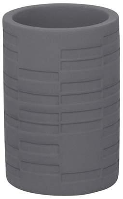 DKNY Grey Cement 'High Rise' Tumbler