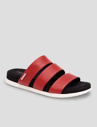 Calvin Klein dalana slide sandal