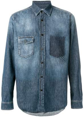 Saint Laurent classic denim shirt