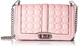 Rebecca Minkoff Love Crossbody with Circle Quilt
