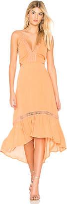 The Jetset Diaries Javasu Midi Dress
