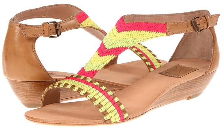 Ella Moss Hadley (Caramel) - Footwear