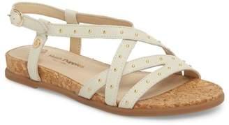 Hush Puppies R) Dalmatian Studded Sandal (Women)
