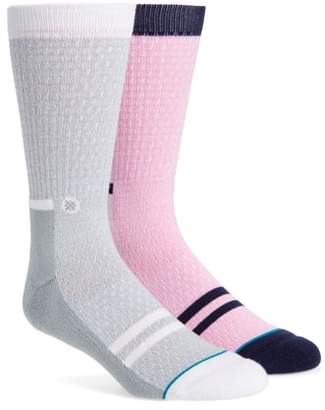 Stance Lance Stripe Crew Socks